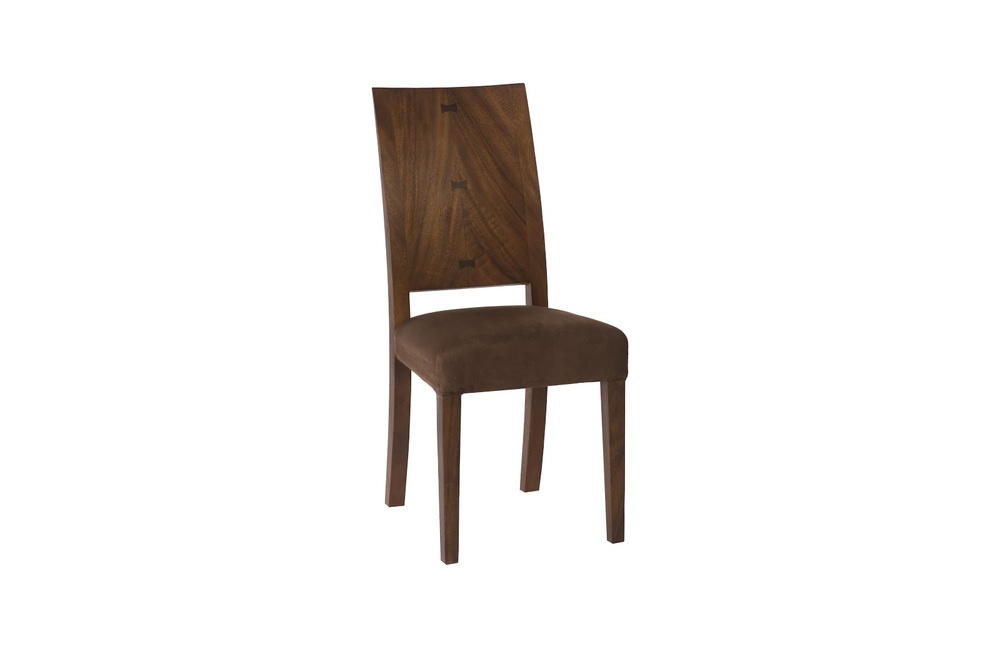Phillips Collection - Chamcha Wood Origins Dining Chair Perfect Brown