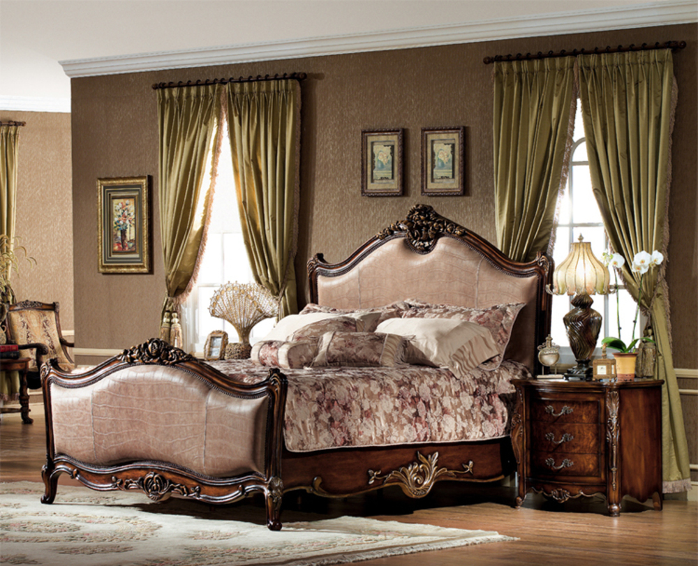 Orleans International - Valencia King Bed