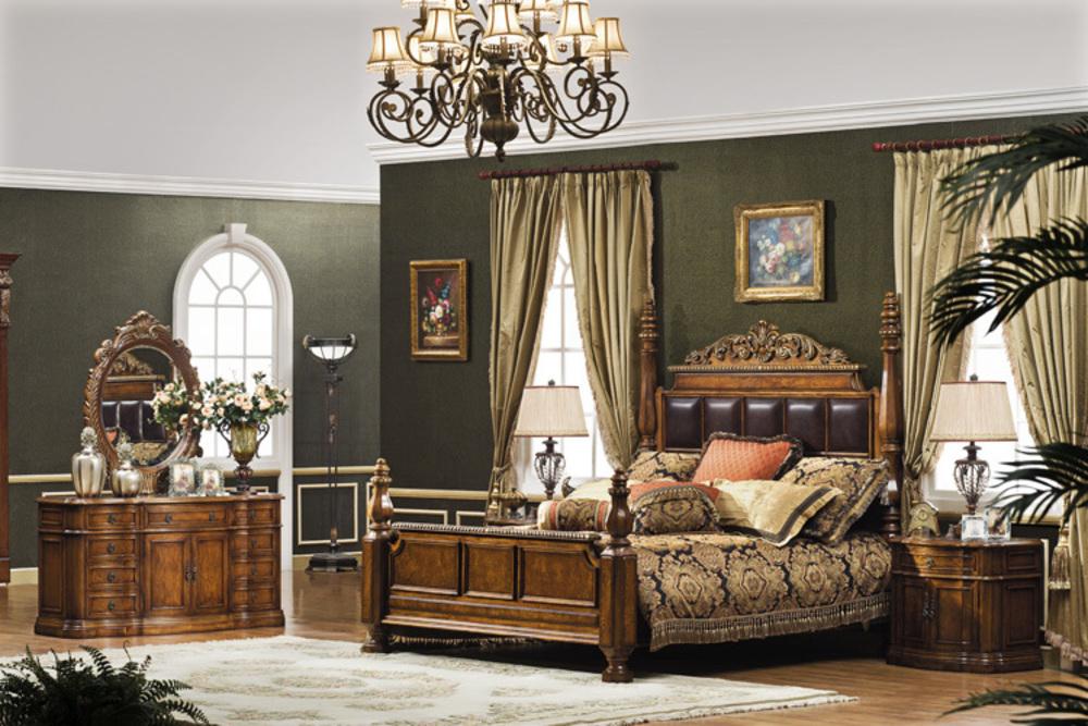 Orleans International - Monaco King Bed