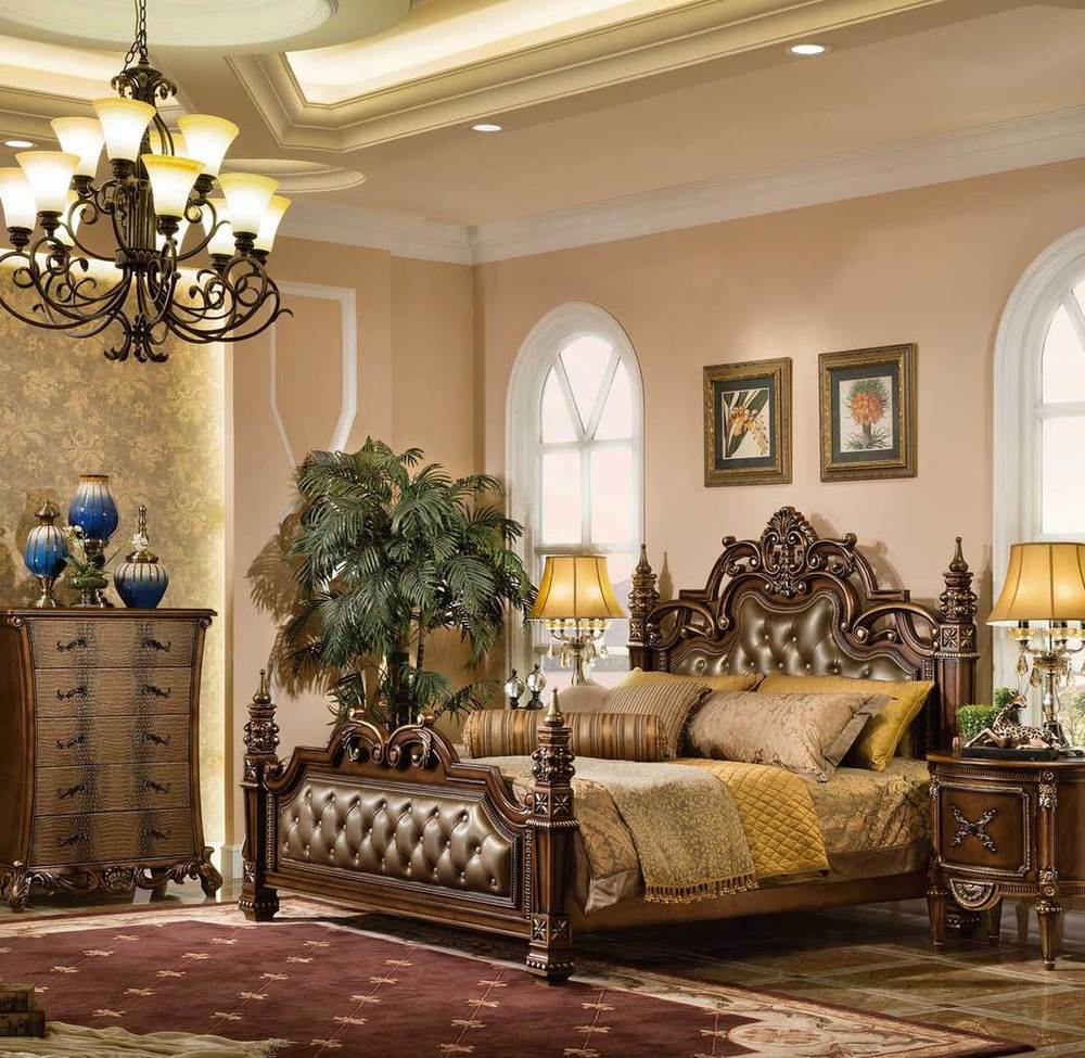 Orleans International - Majestic King Bed