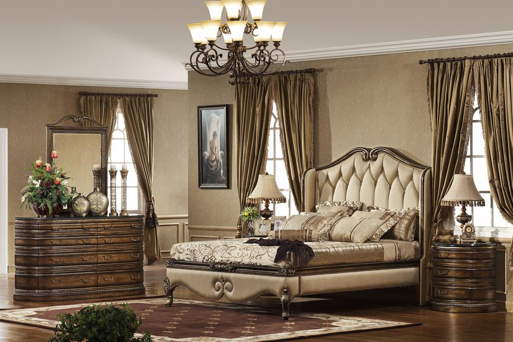 Orleans International - Paris Queen Bed