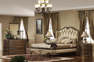 Thumbnail of Orleans International - Paris Queen Bed