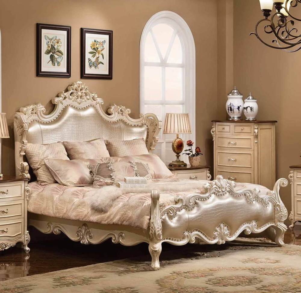 Orleans International - Caesar King Bed