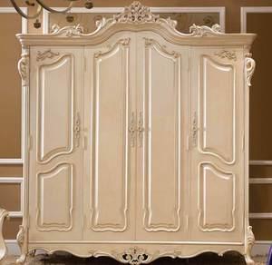Thumbnail of Orleans International - Caesar Four Door Armoire