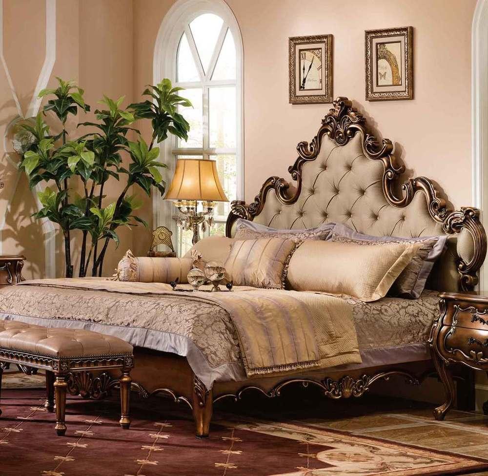 Orleans International - Barivia King Bed