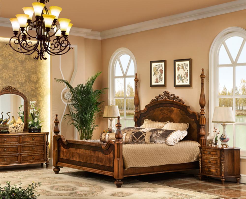 Orleans International - Montage Queen Bed