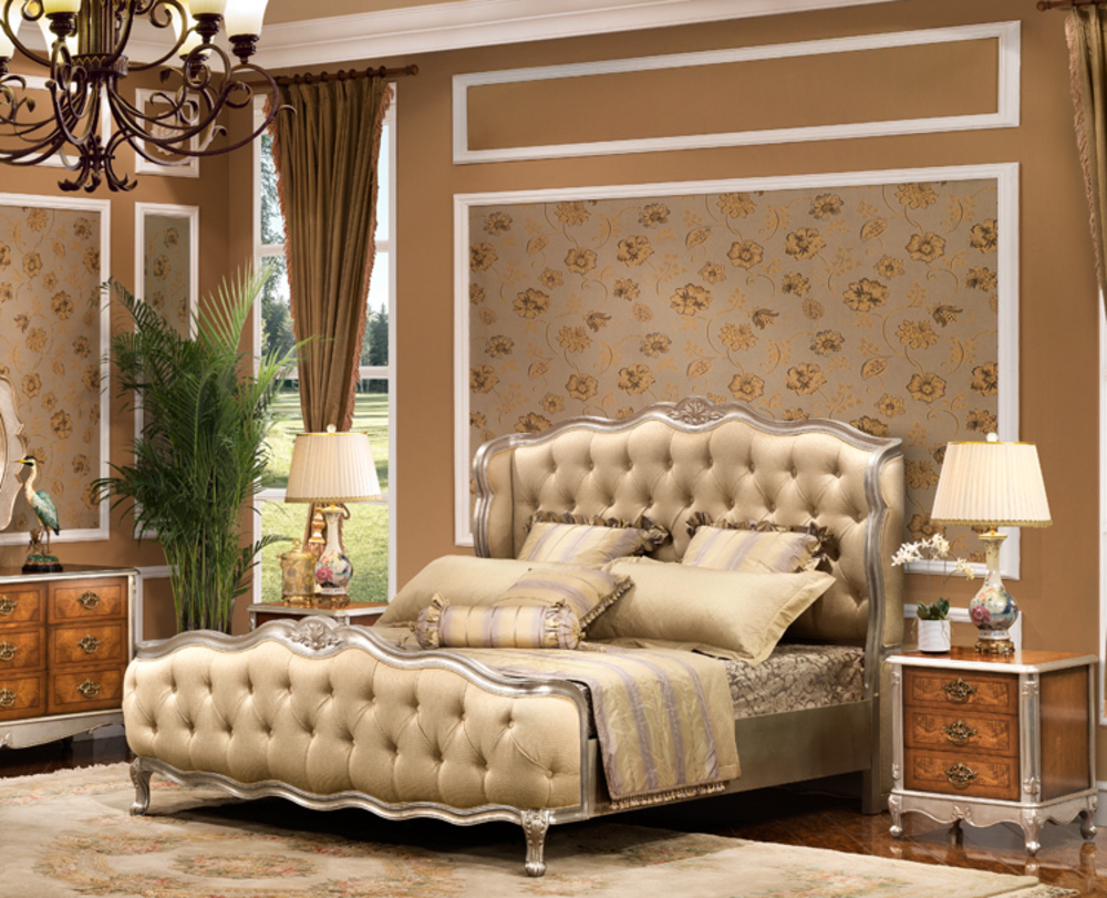 Orleans International - Roselyn Queen Bed
