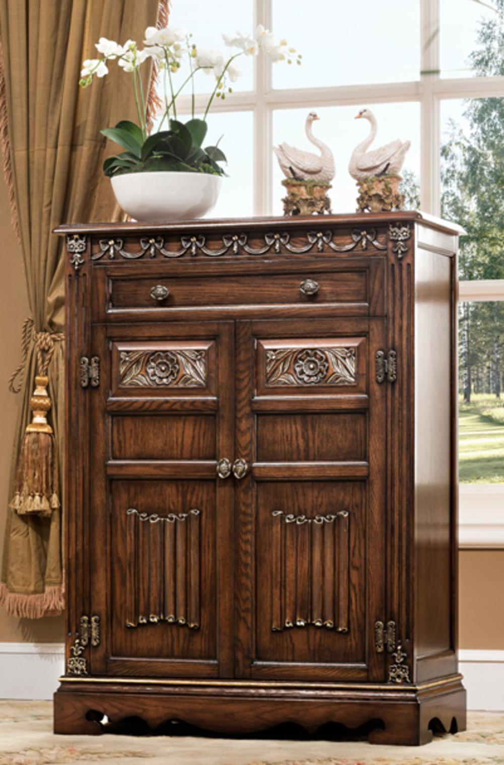 Orleans International - Augusta Shoe Cabinet
