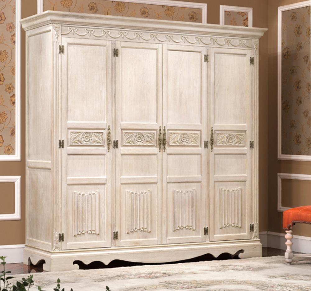 Orleans International - Augusta Four Door Armoire