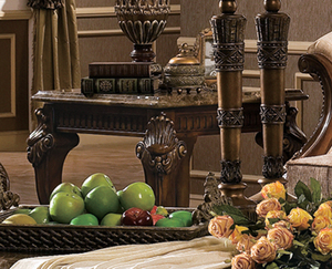Thumbnail of Orleans International - Venice Coffee Table with Marble Top
