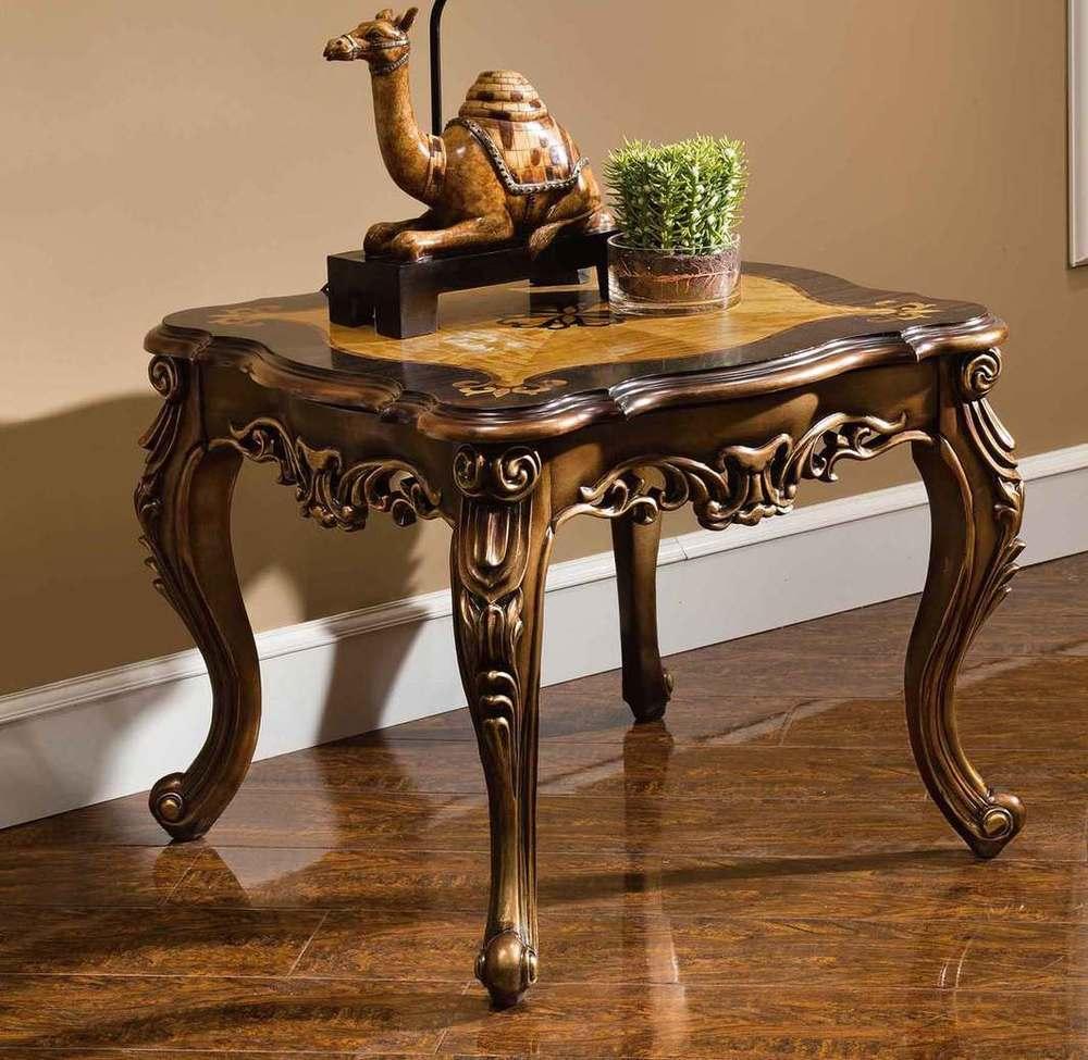Orleans International - Basillica End Table