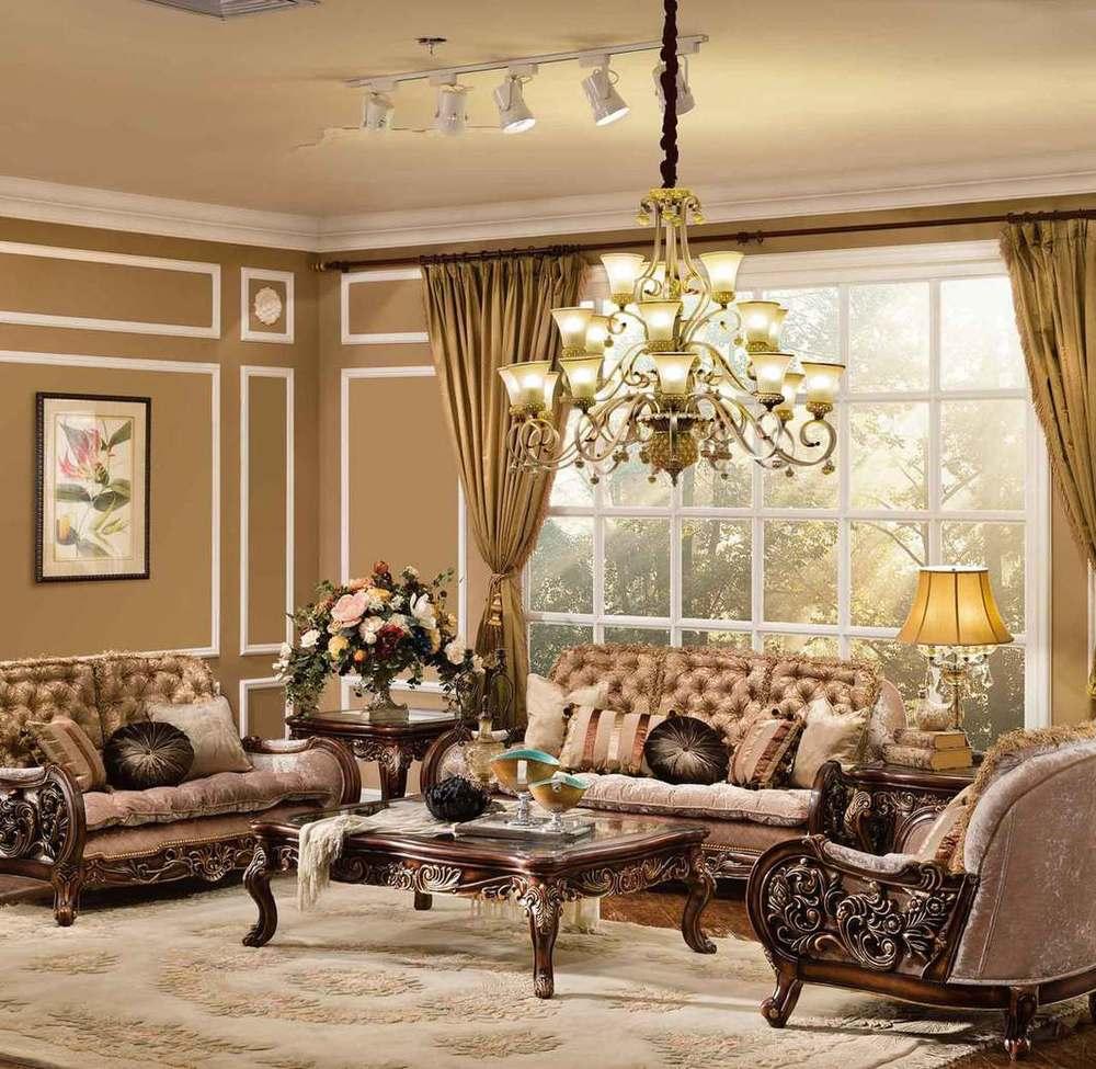 Orleans International - Cleopatra Three Seater Sofa