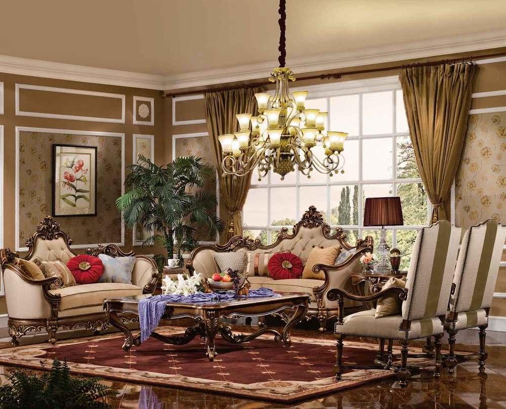 Orleans International - Barivia Three Seater Sofa