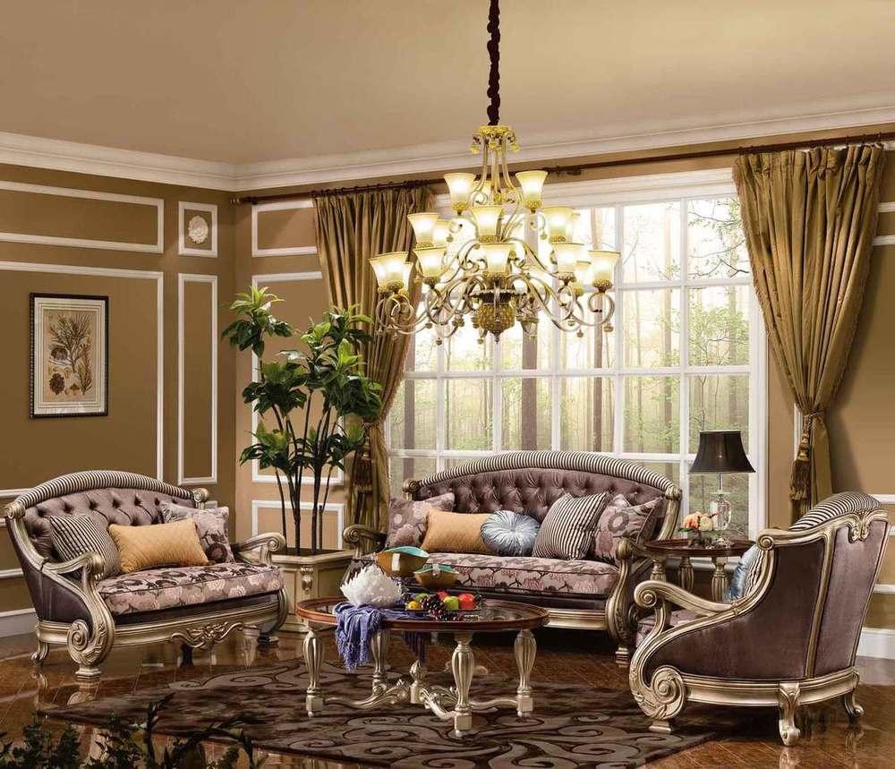 Orleans International - St. Regis Three Seater Sofa