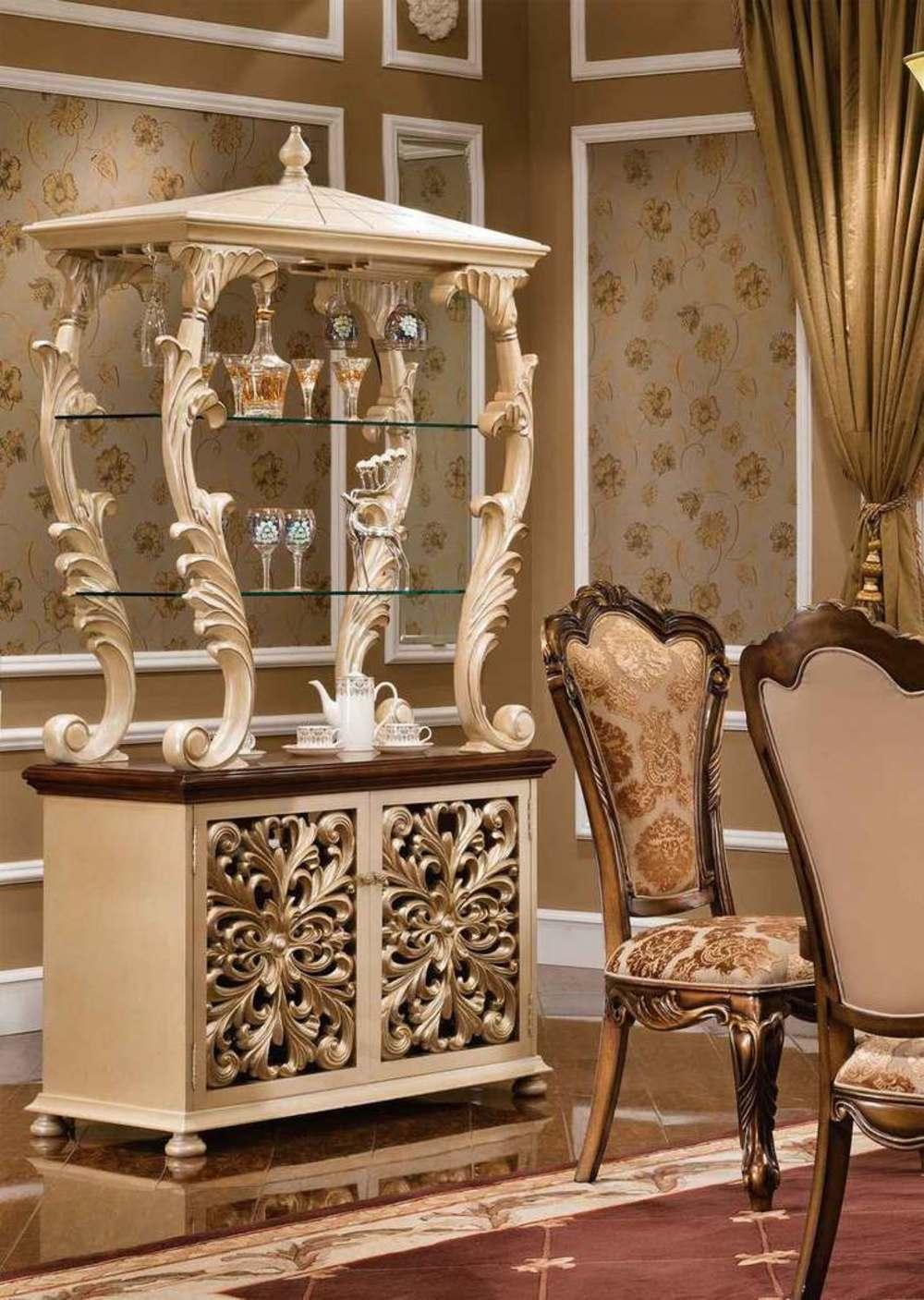 Orleans International - Basillica Display Cabinet