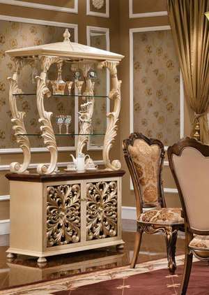 Thumbnail of Orleans International - Basillica Display Cabinet