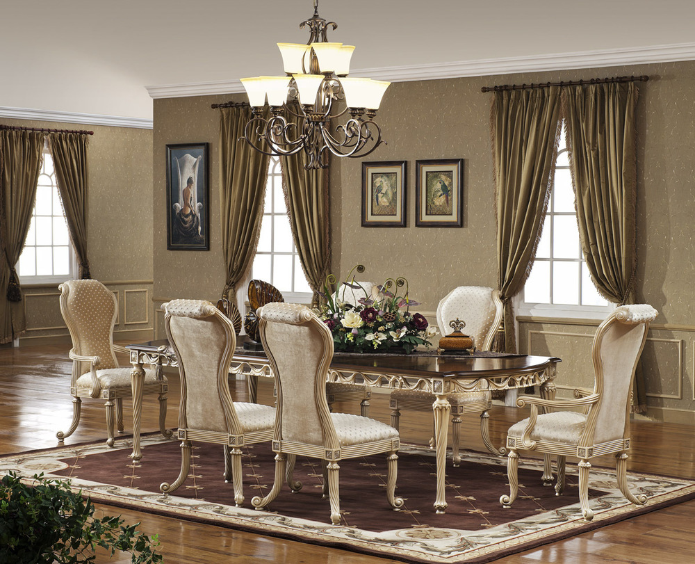 Orleans International - Cleopatra Side Chair