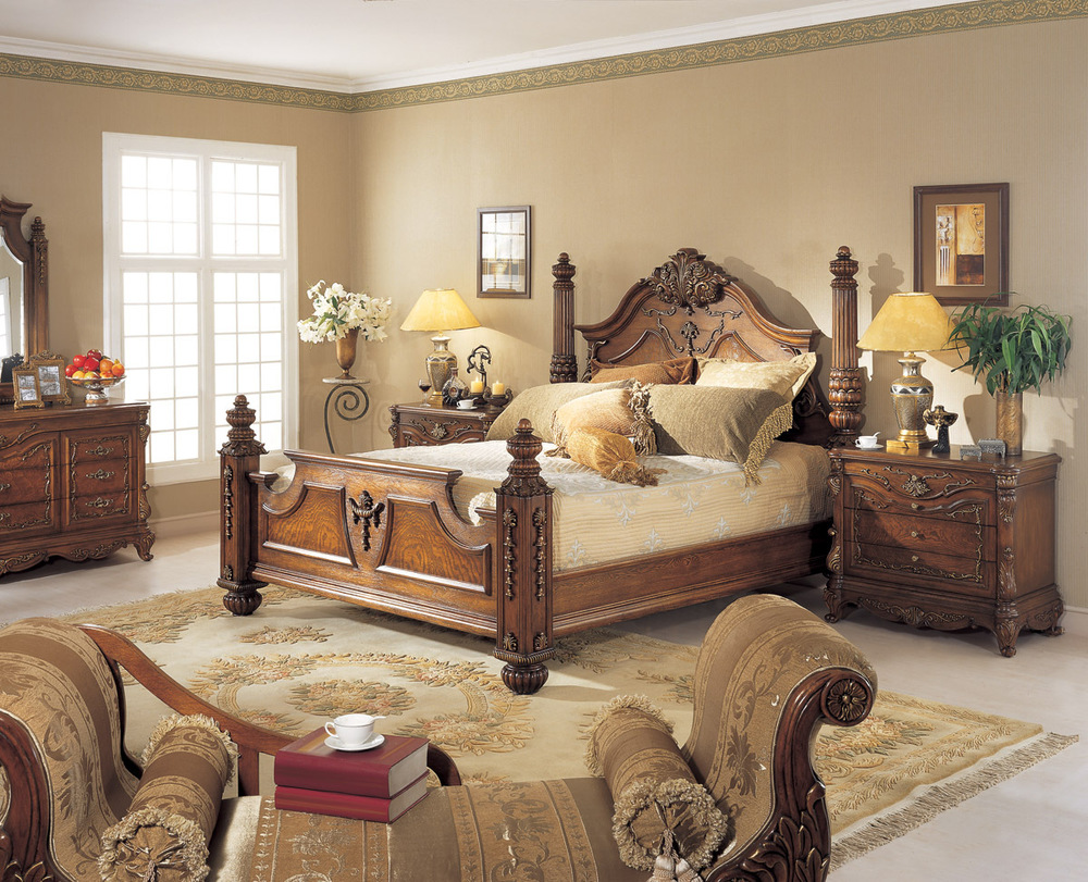 Orleans International - Renaissance Queen Bed