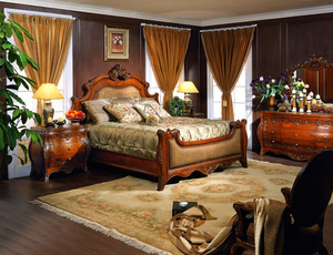 Thumbnail of Orleans International - Chateau Queen Bed