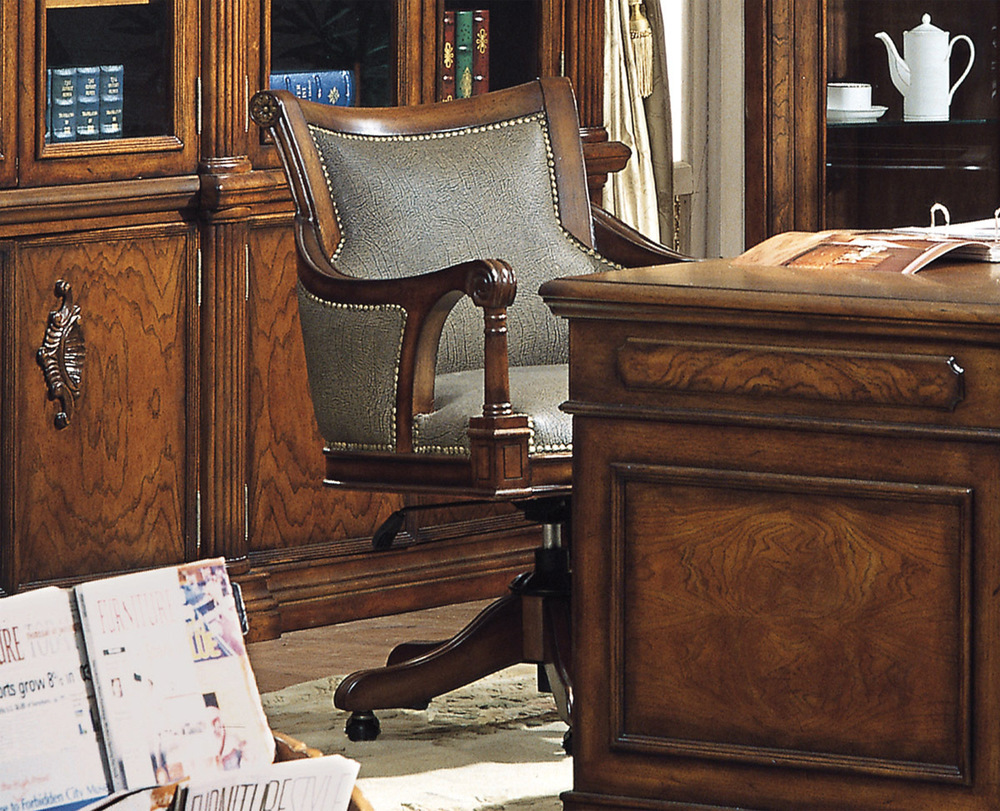 Orleans International - Home Office Furniture Swivel Executive Chair