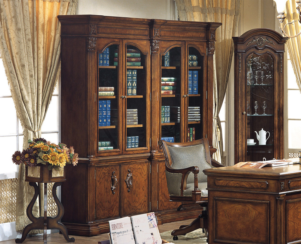 Orleans International - Home Office Furniture Wall Unit Bookcase