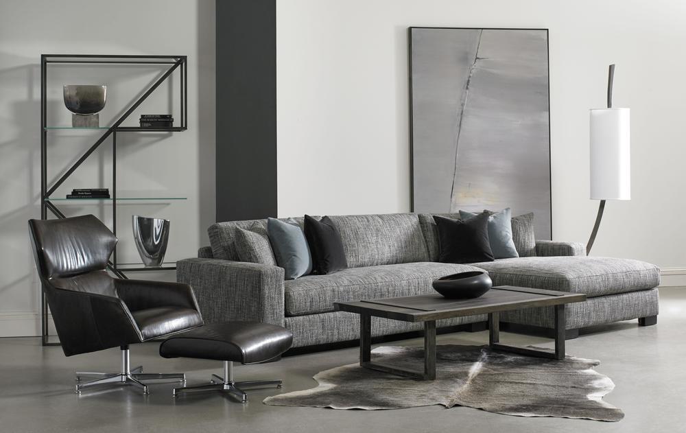 Precedent - Sebastian Swivel Chair