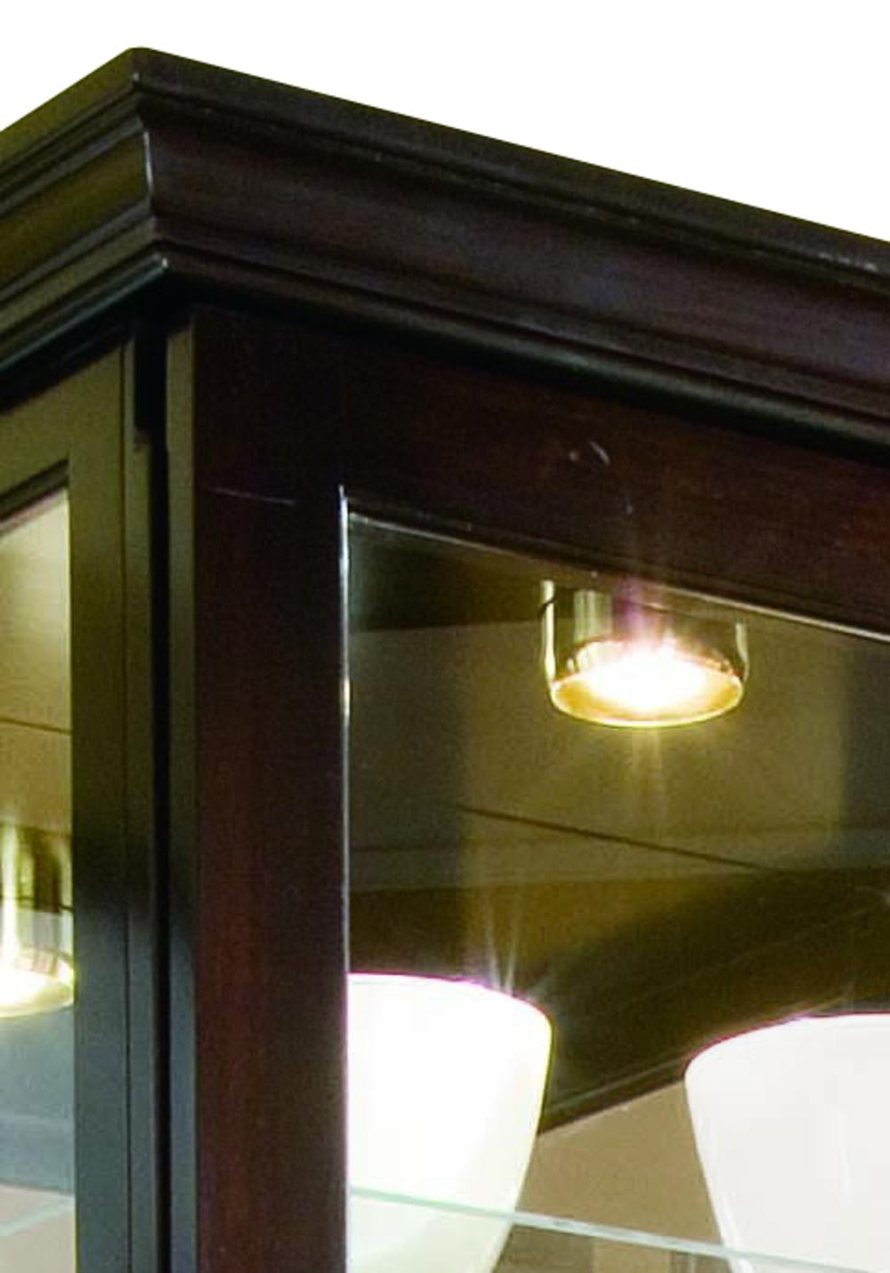 Pulaski - Two Way Sliding Door Curio