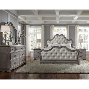 Thumbnail of Pulaski - Simply Charming King/California King Upholstered Bed