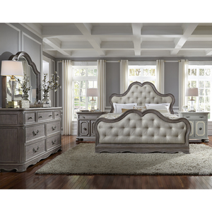 Thumbnail of Pulaski - Simply Charming King/California King Upholstered Bed