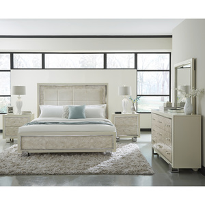 Thumbnail of Pulaski - Cydney King Upholstered Panel Bed