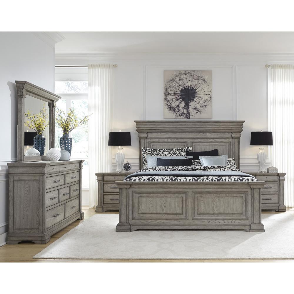 Pulaski - Madison Ridge King/California King Panel Bed