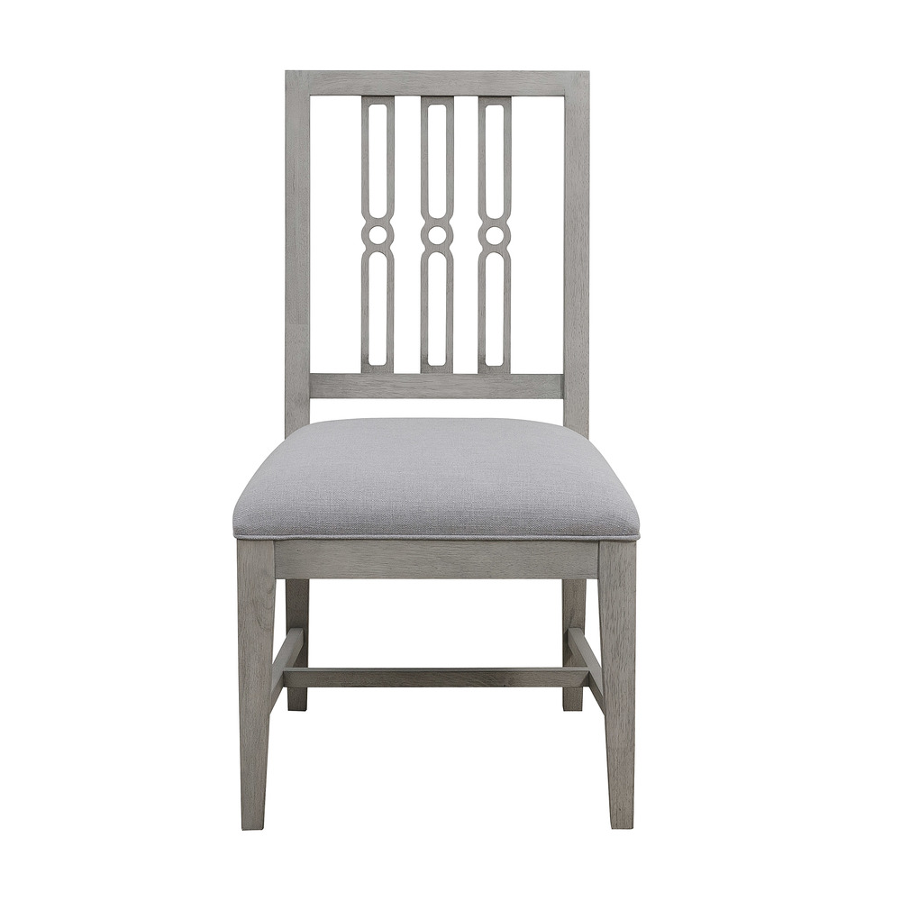 Pulaski - The Art of Dining Wood Side Chair, 2 pc