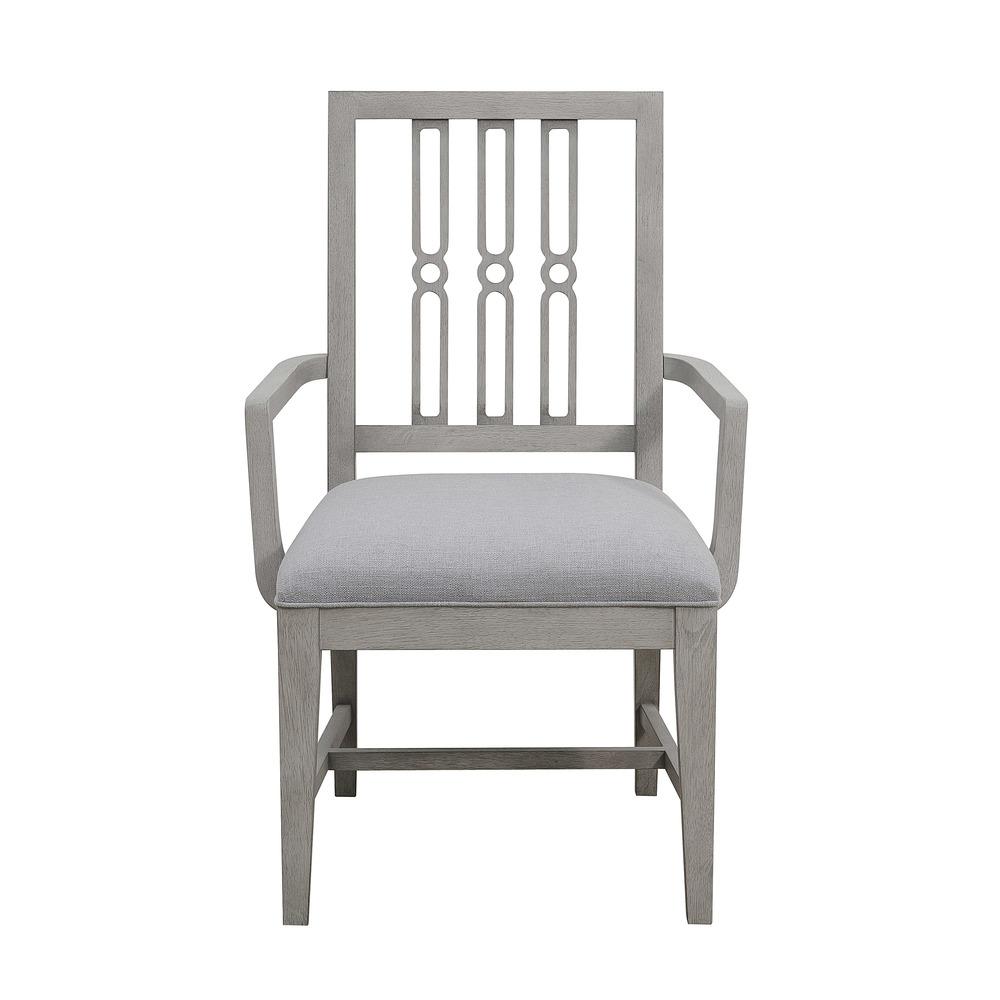 Pulaski - The Art of Dining Wood Arm Chair, 2 pc