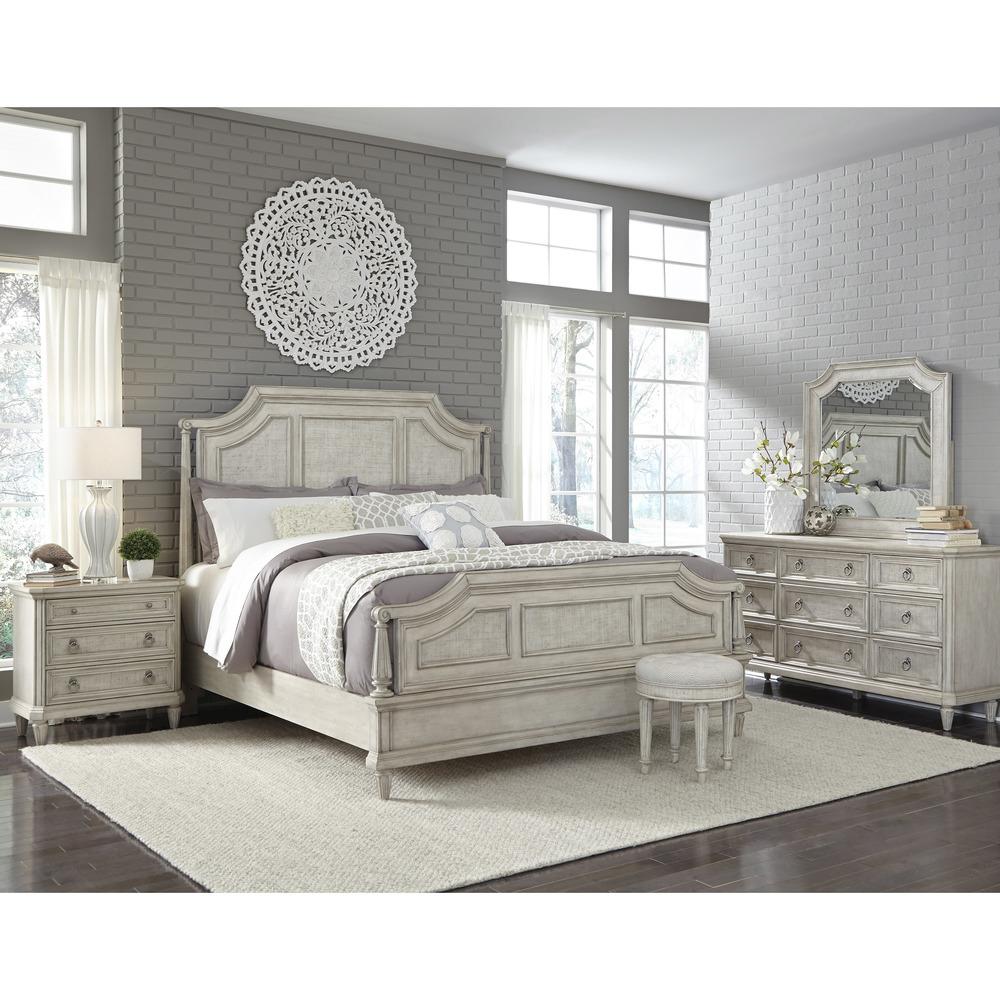 Pulaski - Campbell Street King/California King Bed