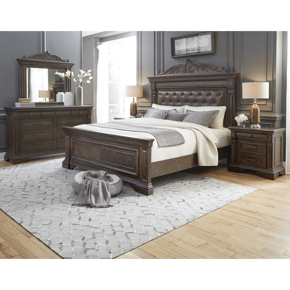 PULASKI FURNITURE - Bedford Heights King/California King Bed