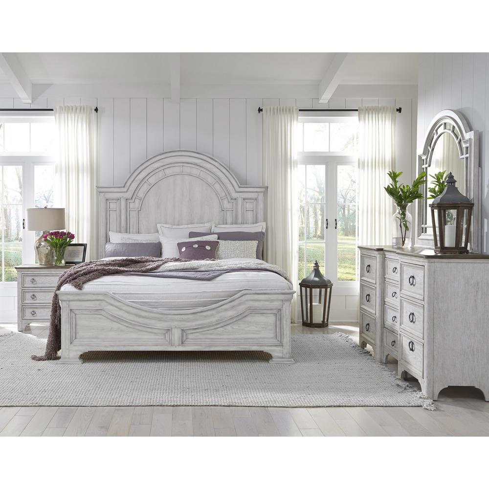 Pulaski - Glendale Estates King/California King Bed