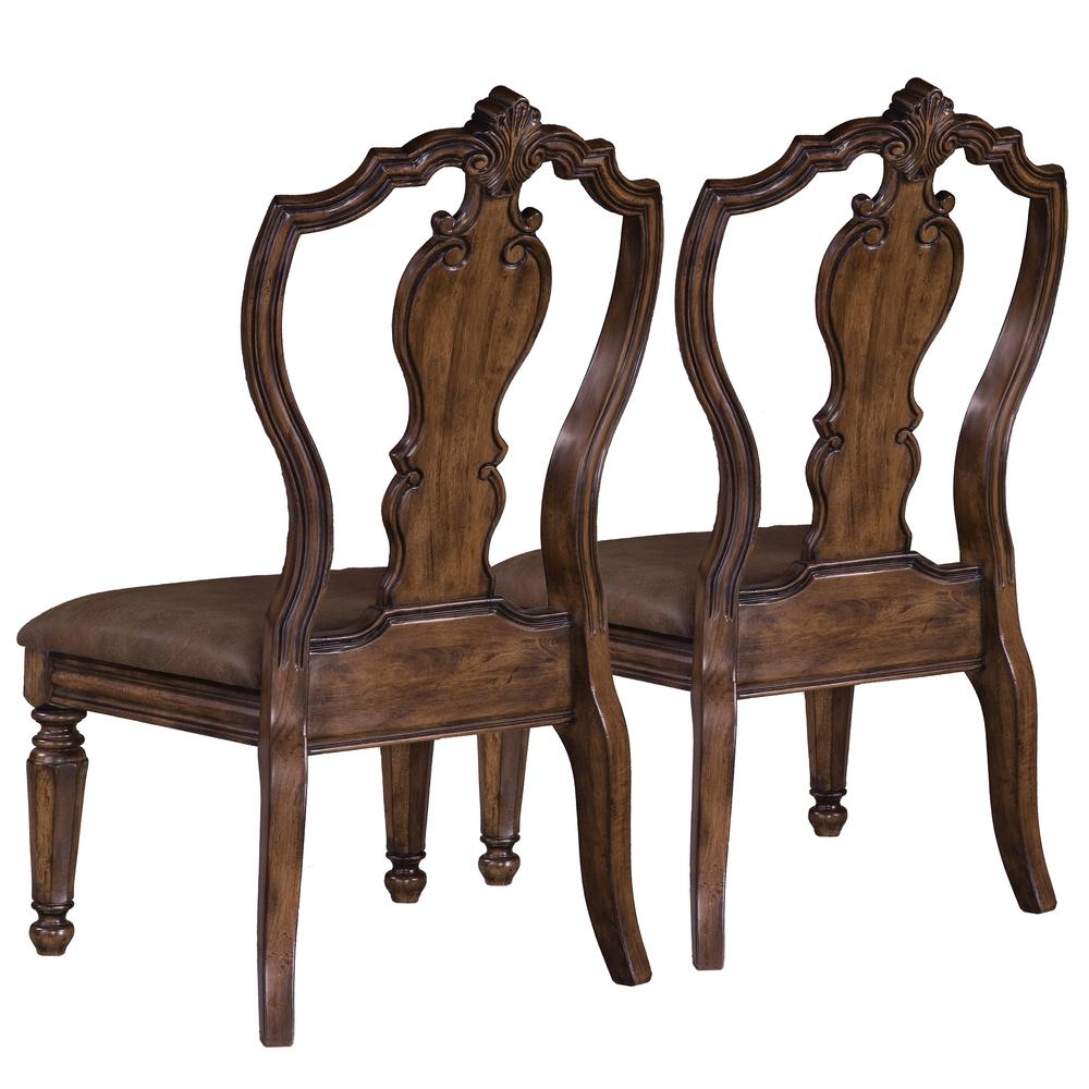 Pulaski - Glendale Estates Upholstered Side Chair, 2 pc