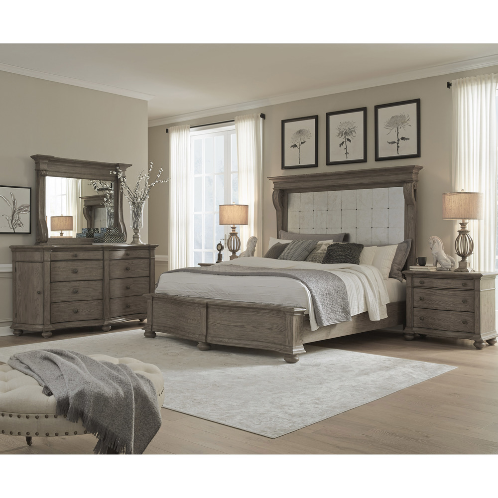 Pulaski - Ella King/California King Panel Bed