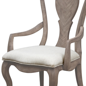Thumbnail of Pulaski - Ella Splat Back Arm Chair, 2 piece