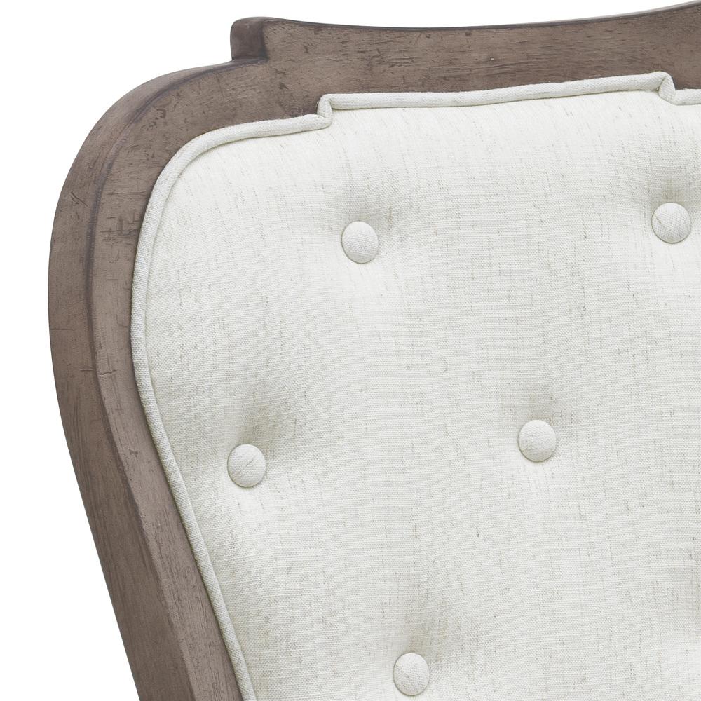 Pulaski - Ella Upholstered Back Side Chair, 2 pc