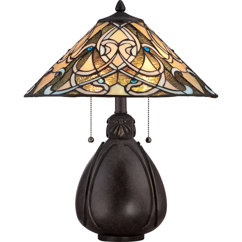 Quoizel - India Table Lamp