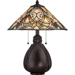 Thumbnail of Quoizel - India Table Lamp