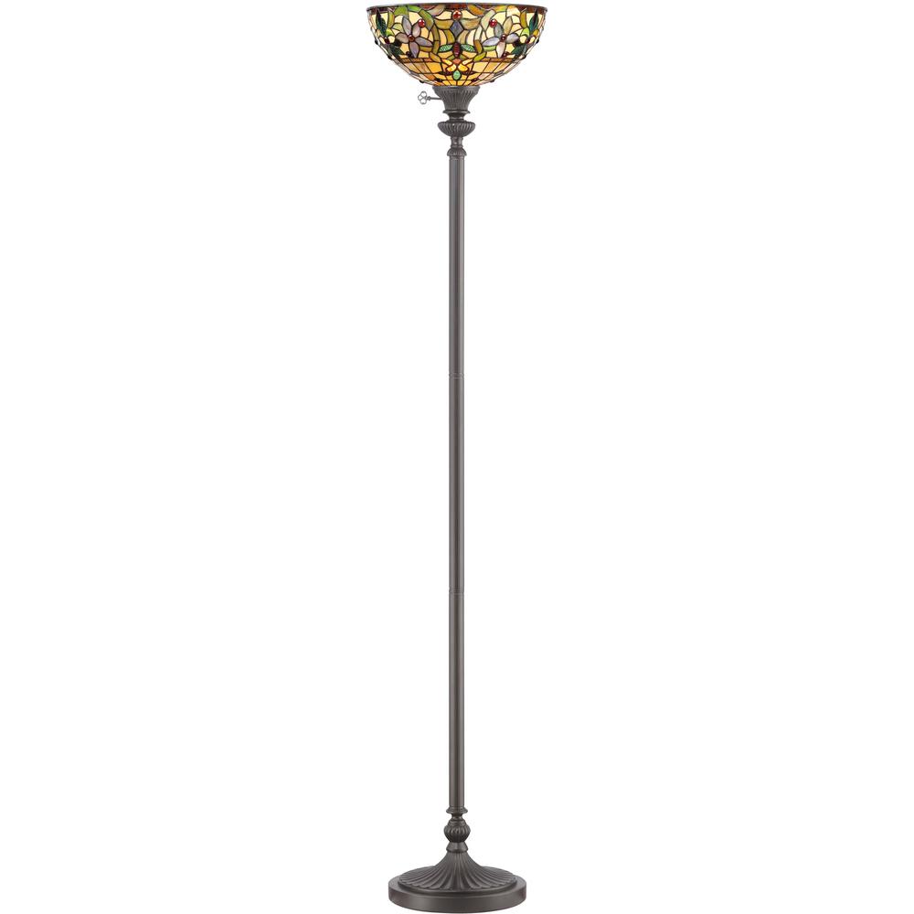 Quoizel - Kami Floor Lamp