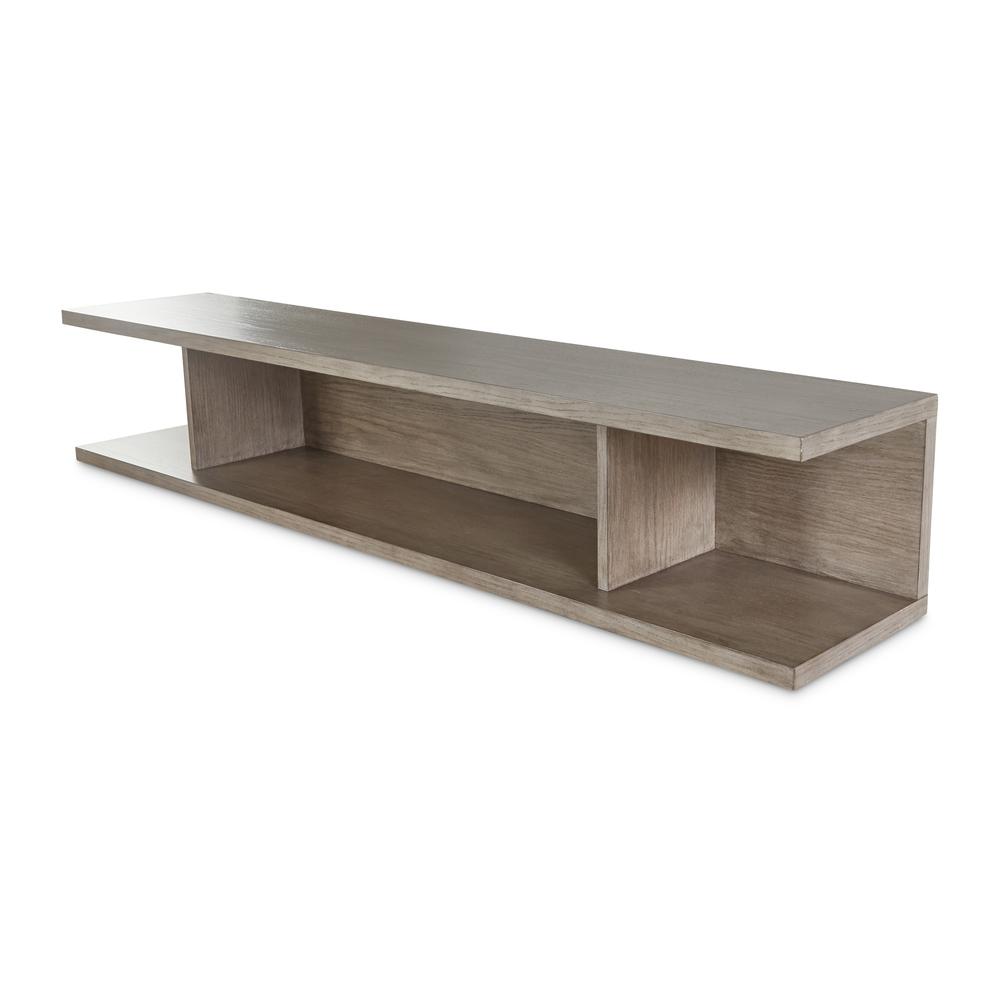 Rene Cazares - Oak Bookcase