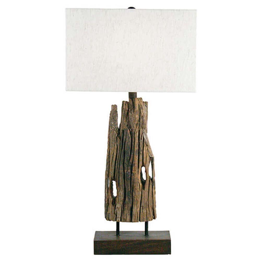 Regina Andrew - Reclaimed Driftwood Table Lamp