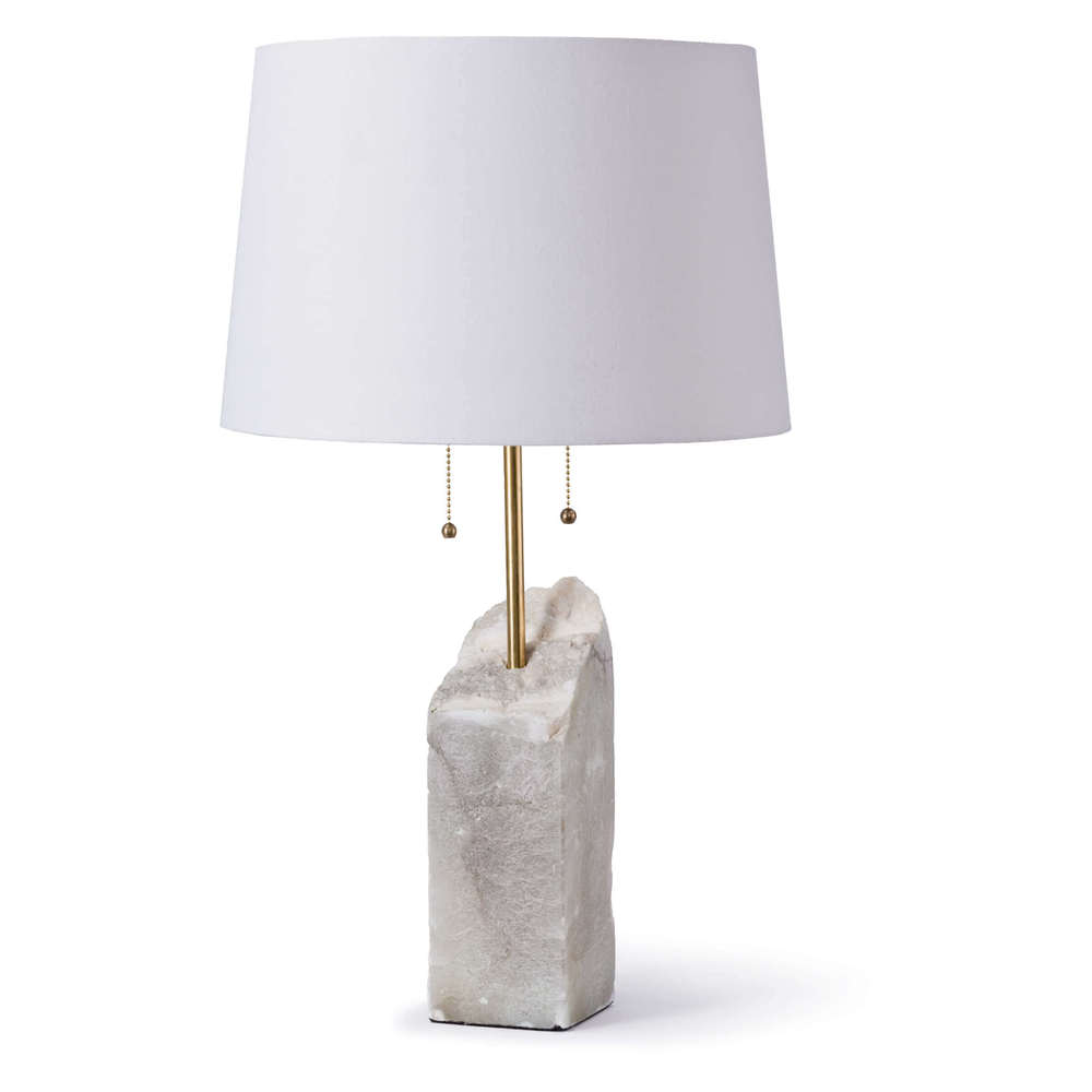 Regina Andrew - Alabaster Table Lamp