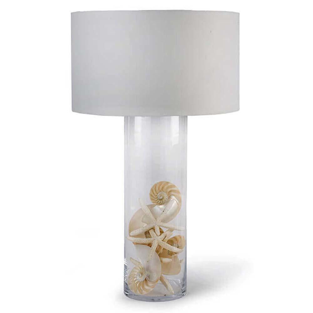 Regina Andrew - Glass Cylinder Lamp