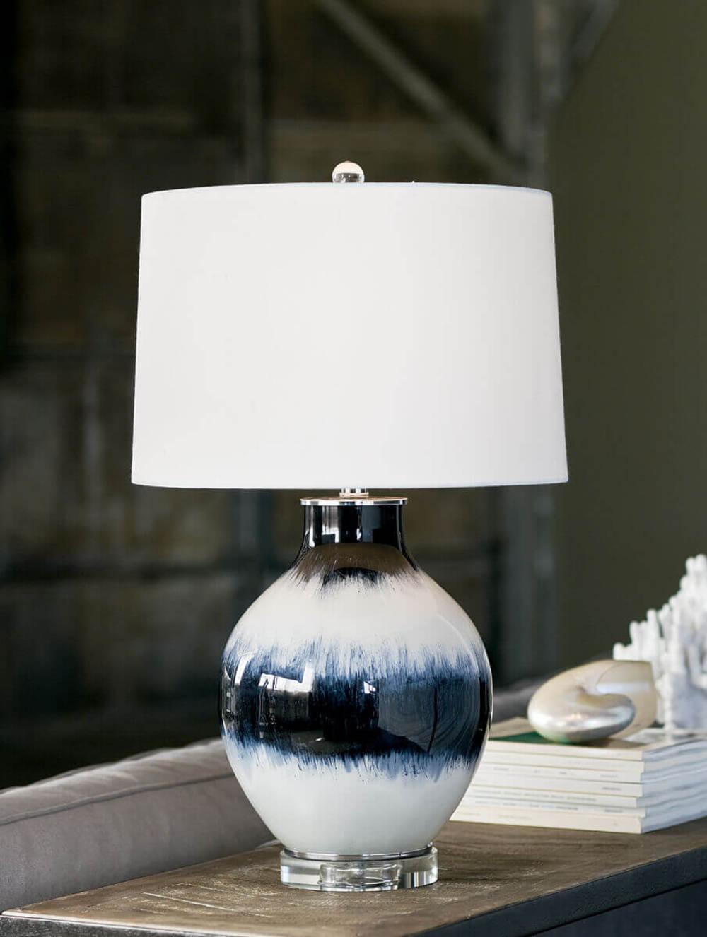 Regina Andrew - Indigo Lamp