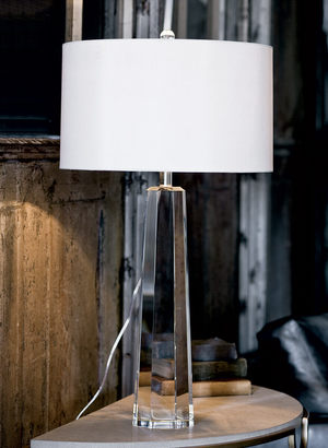Thumbnail of Regina Andrew - Tapered Hex Crystal Lamp