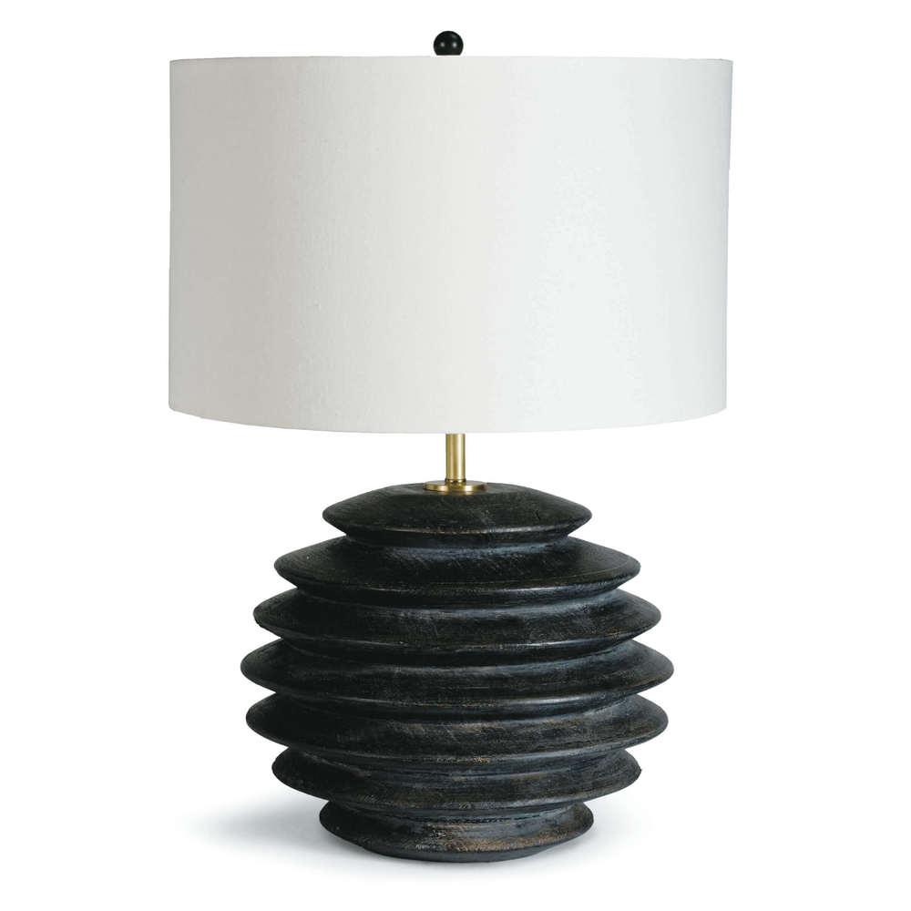 Regina Andrew - Accordion Round Table Lamp